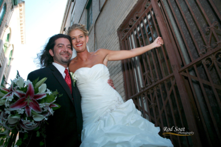 Wedding Pictures High Fashion