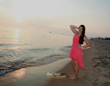 Senior Pictures Beach
