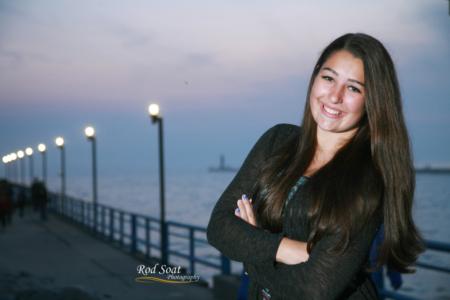 Senior Pictures Grand Haven Pier