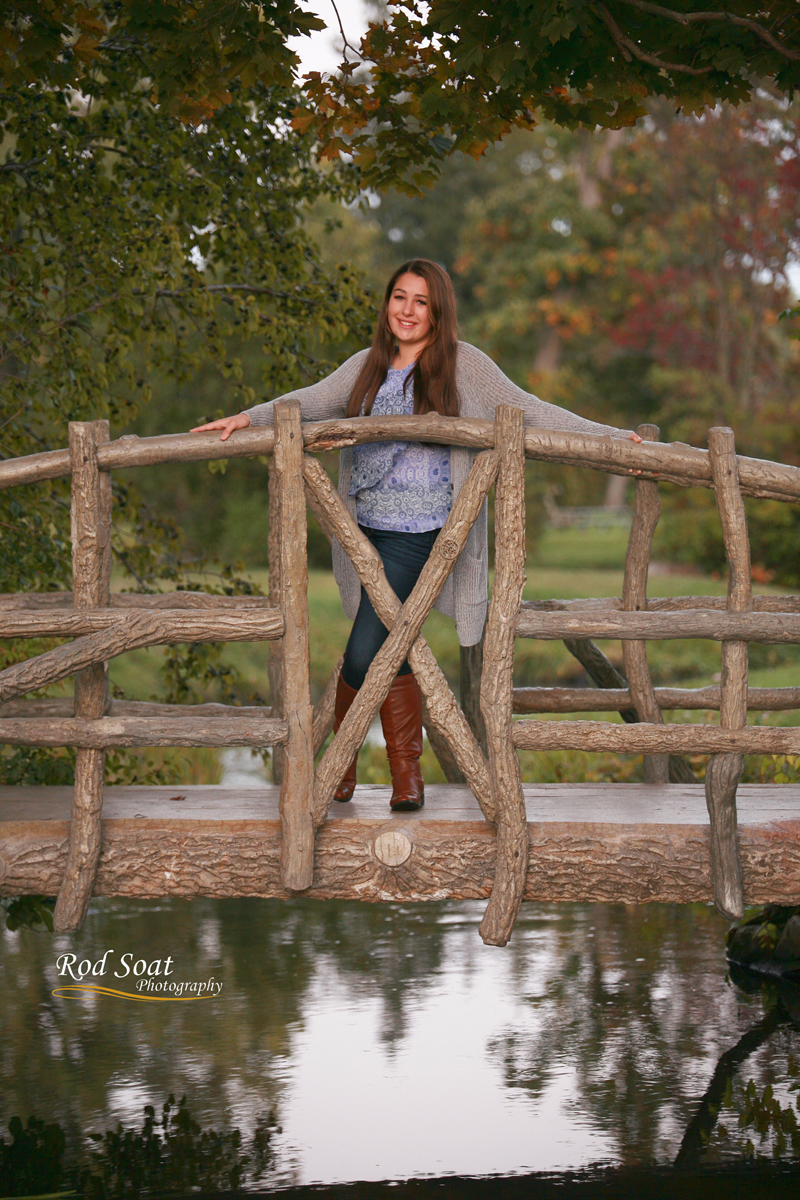 Senior Portrait Outdoor